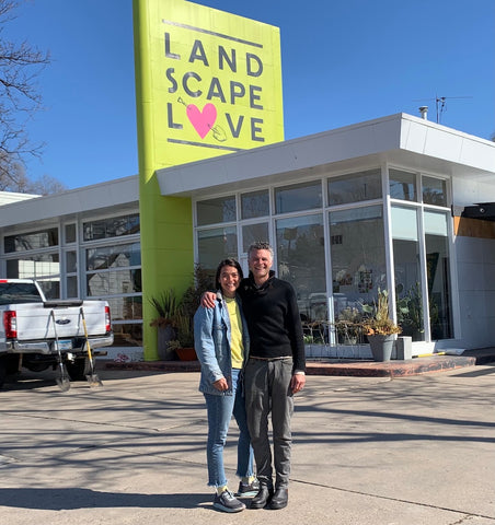 Steele and Nan Arundel, Landscape Love Owners