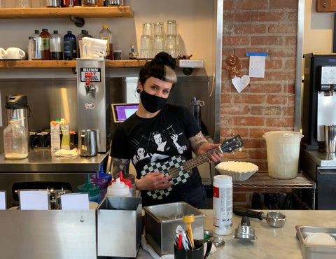 Five Watt Coffee Lyndale Manager Missy