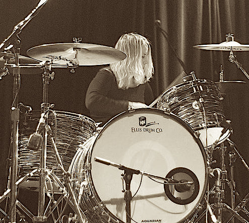 Start drum lessons with Rebecca Hanten, Teacher at Twin Town Guitars in Minneapolis.