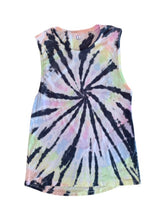 Load image into Gallery viewer, Women's Tie-Dyed Tank Top
