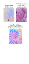 Load image into Gallery viewer, Girl's Tie-Dyed & Personalized Fringe Dress
