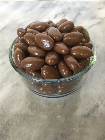 Double Dipped Almonds