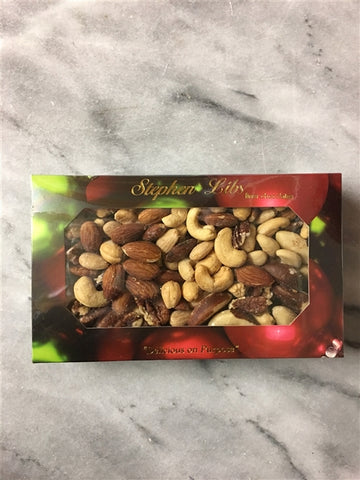 Mixed Nuts in Gift Box