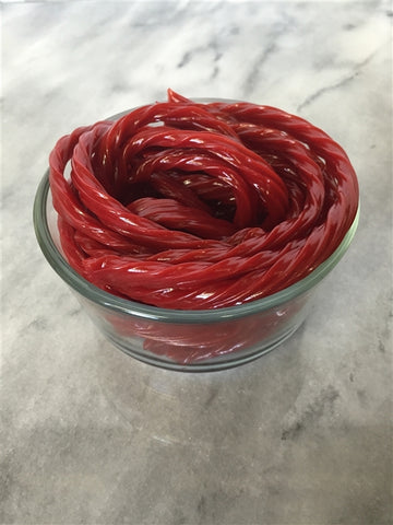 Strawberry Twists