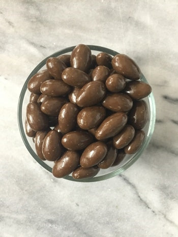 Sugar Free Chocolate Covered Almonds