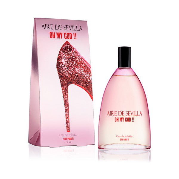 Profumo Donna Oh My God Aire Sevilla EDT (150 ml) - Sosye