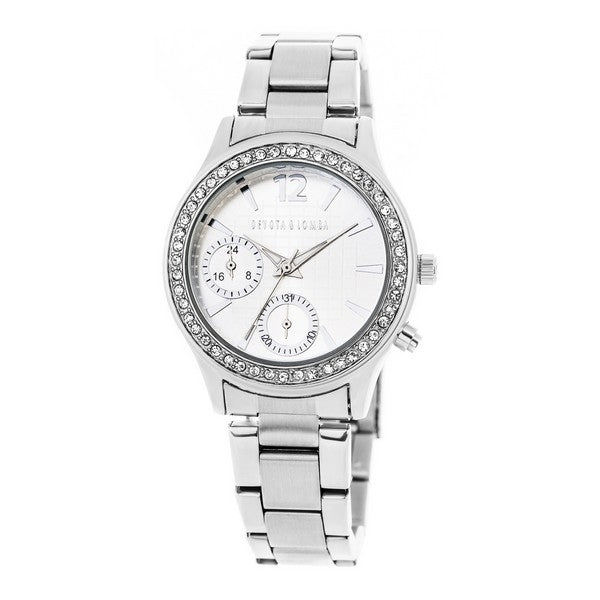Orologio Donna Devota & Lomba DL004W-01WHITE (37 mm)