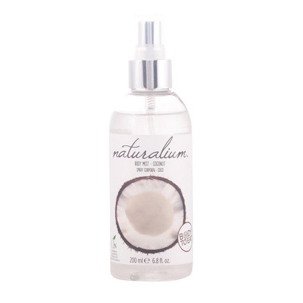 Spray Corpo Coconut Naturalium (200 ml)