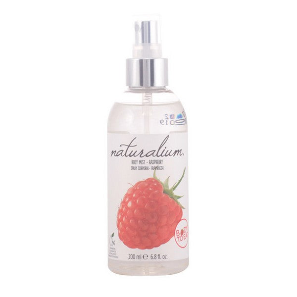 Spray Corpo Raspberry Naturalium (200 ml)