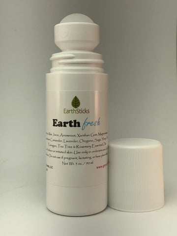 Earth Fresh Liquid Roll-On Deodorant
