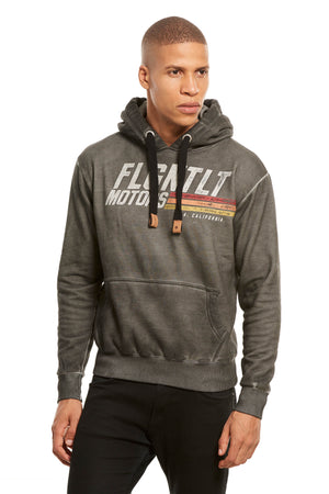 TLT Burning Rubber Hoody