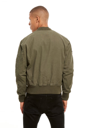 Sudden Death Bomber Jacket