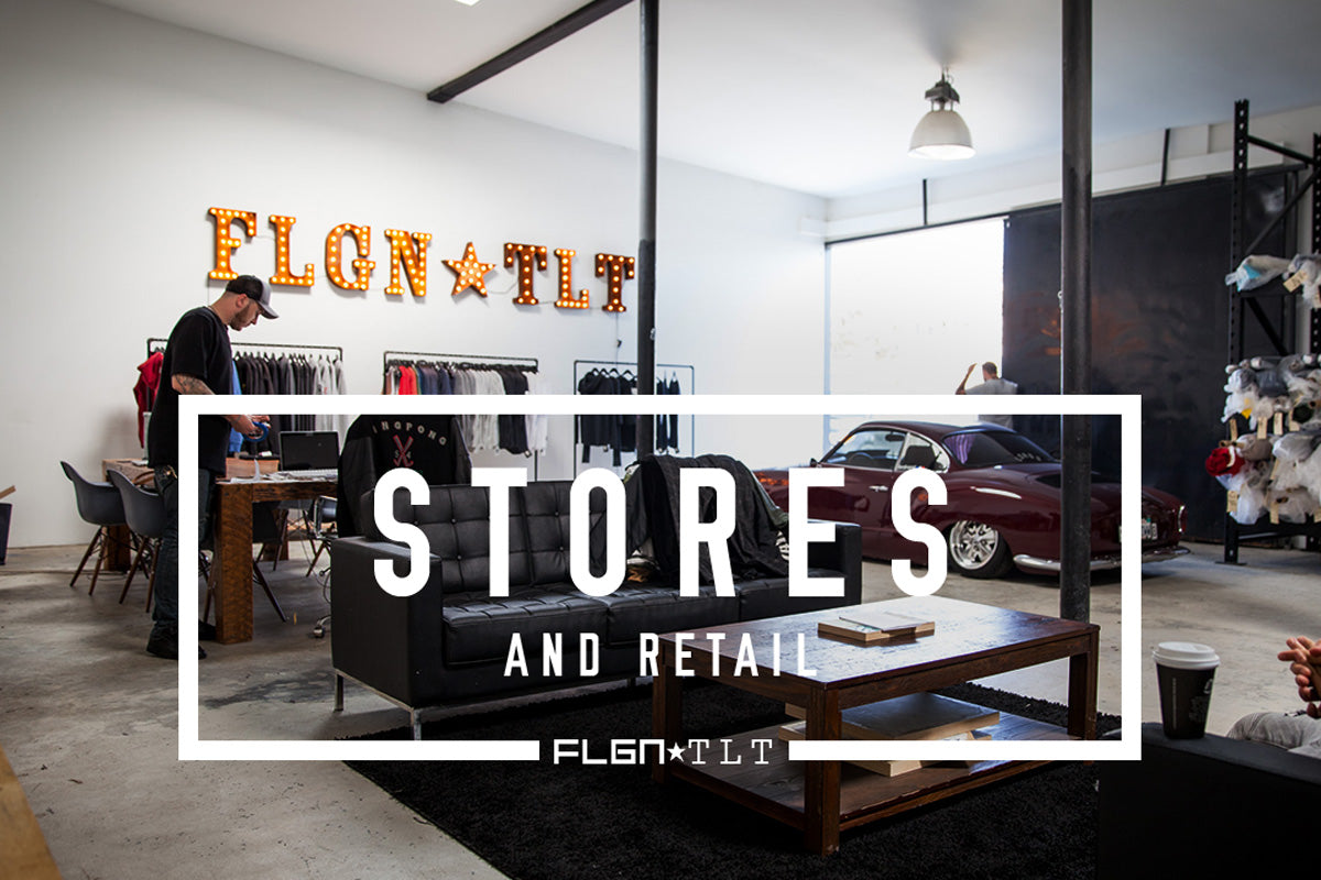 Stores and Retail
