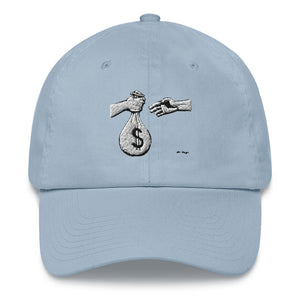 """Pass the Bag"" hat"