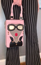 Load image into Gallery viewer, Pink Glam Lady Purse