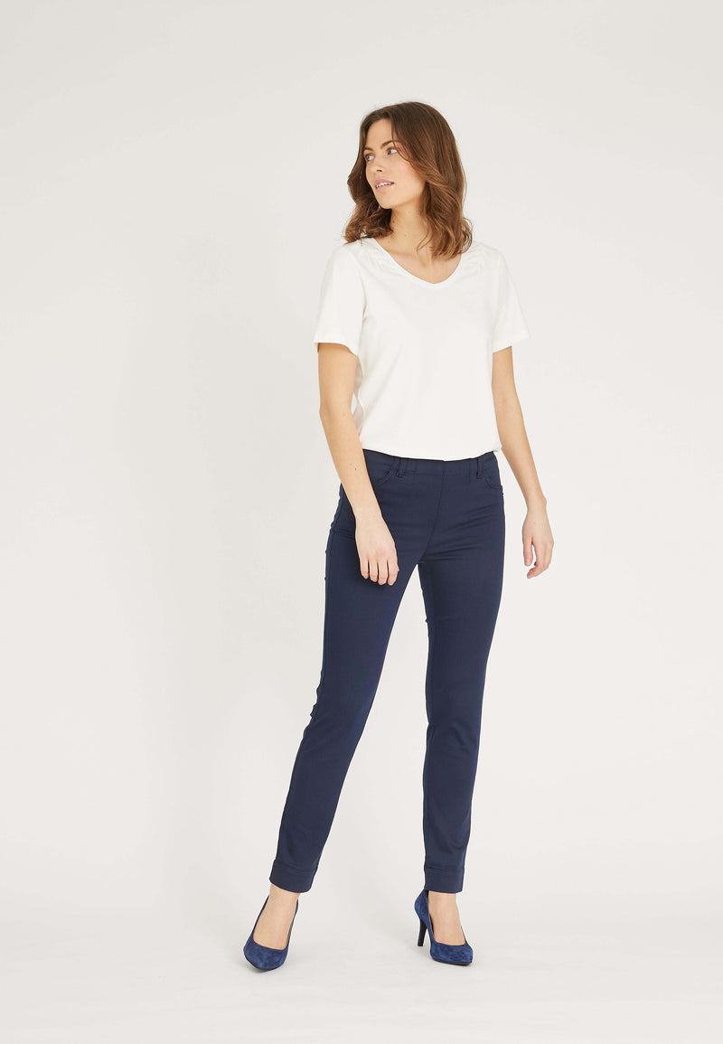 Grace Slim SL - Navy