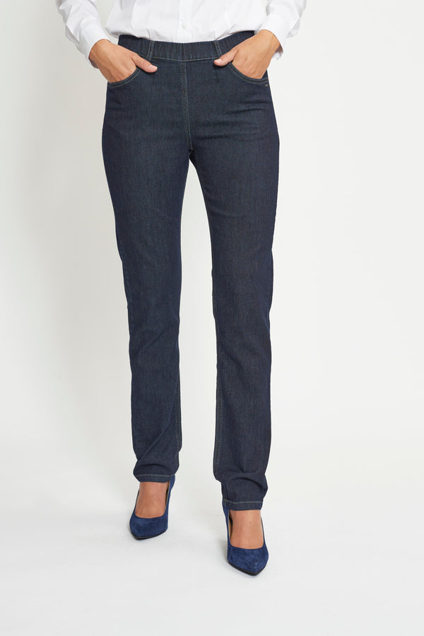 Kelly Regular ML - Dark Blue Denim
