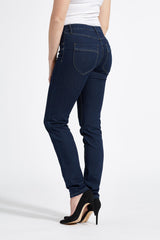 Laura Slim ML - Dark Blue Denim