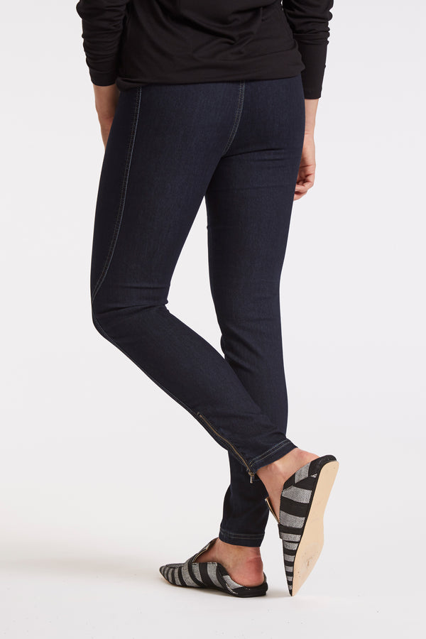 Stella Skinny SL - Dark Blue Denim