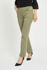 Violet Relaxed ML - Khaki