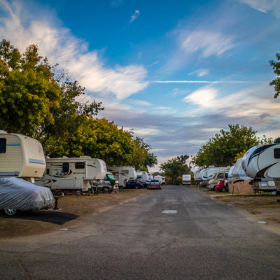 New Frontier RV Park Visitors Guide