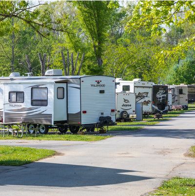 Field and Stream RV Park Visitors Guide