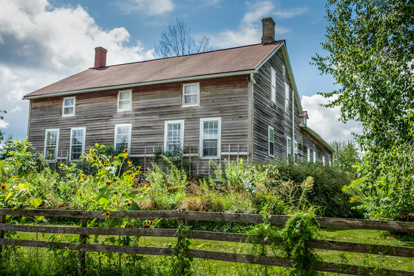 Historic Home Located in Amana Colonies Near Amana RV Park Iowa