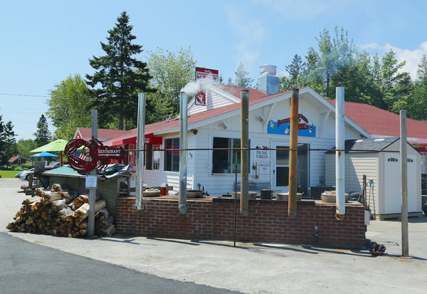 Lobster Pound Restaurant in Trenton Maine