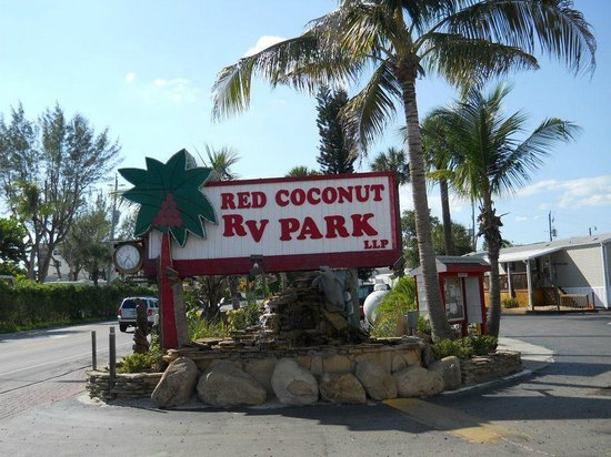 Red Coconut RV Park Visitors Guide