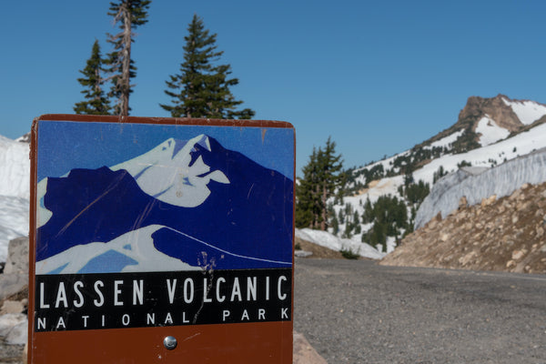 Sing to Lassen Volcanic National Park California
