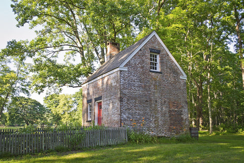Allaire State Park Brick house