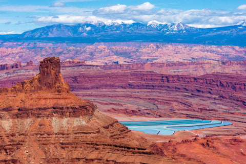Dead Horse Point State Park High Point View