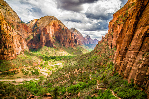 The beauty of a National Park