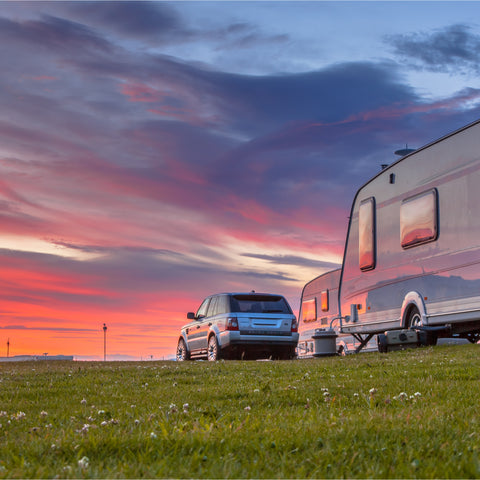 Sunset at Sea and Sand RV Park Visitors Guide