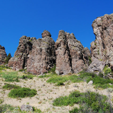 Tower Rock State Park in Montana
