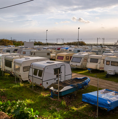 camping equipment to remember when at the rv park