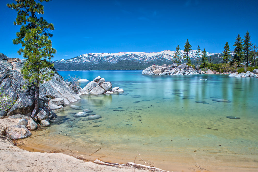 Lake Tahoe View Emerald State Park