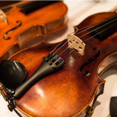 Violin in the Cajun Music Hall of fame