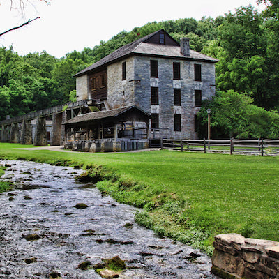 Spring Mill State Park Indiana