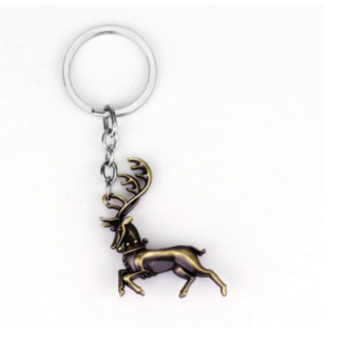 House Baratheon Deer Key Chain