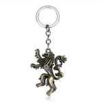 House Lannister Lion Key Chain