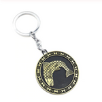 House Tully Classic Key Chain