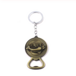 House Tully Bottle Opener Key Chain