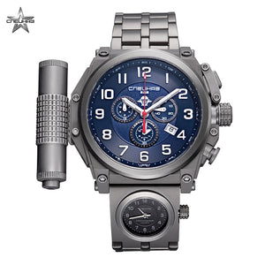 Quartz wrist watch Special Forces 5 Elements С9150338-5130.D