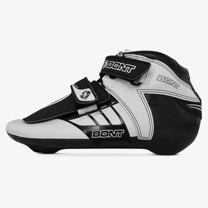 Original Bont Short Track boot ST Z Boot Speed Ice Inline Skate Boot Heatmoldable Carbon Fiber Competetion Race Skating Patines