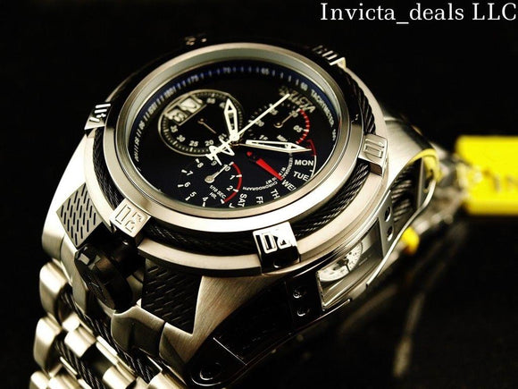 Invicta Zeus Tria 16955 52mm Swiss 52mm Men Wrist watch