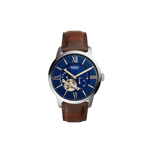 Mechanical Wristwatches Fossil for mens ME3041 Watches Mans Watch Wristwatch Self-winding