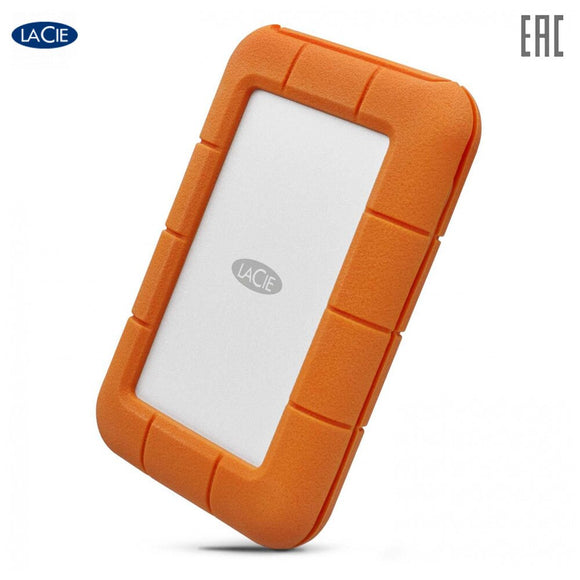 External Hard Drives Lacie STFR5000800 computer Storage device hdd disk portable 5TB LaCie Rugged Mini USB-C 2,5