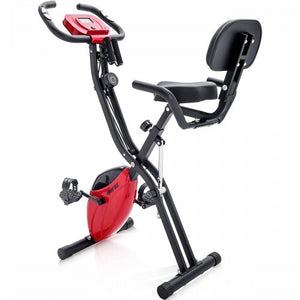 Fitness Bike For Home Foldable Indoor Bike Magnetic Resistance Fitness Pedal Bicycle Home Exercise Cycling Bike Trainer Sports