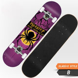Skateboard Beginner Scooter Four-wheel Skateboard Sliding Outdoor Sports Outdoor Entertainment